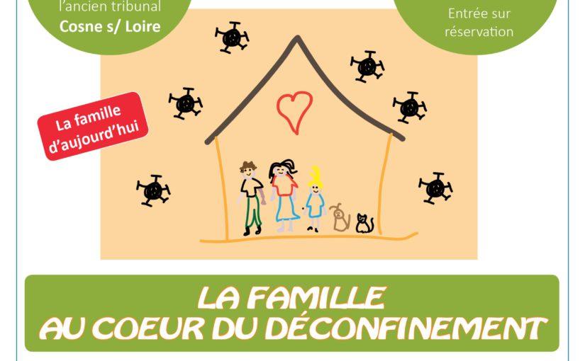 Conférence LA FAMILLE AU CŒUR DU DÉCONFINEMENT : mardi 29 septembre – 19h30